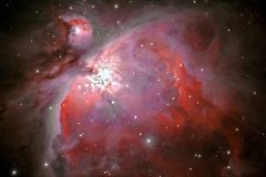 Orionnebel Messier 42 (Foto: Karl-Heinz Gronemeyer)