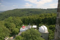 Sternwarte und Umgebung