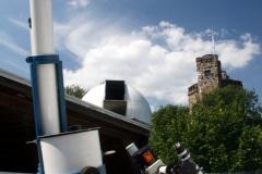 Blick aus dem Schiefspiegler-Raum (Foto: Peter Rucks)