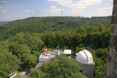 Sternwarte vom Eugen-Richter-Turm aus (Foto: Peter Rucks)