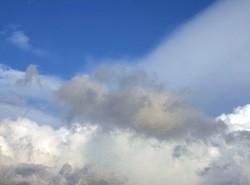 Wolkenformationen (Foto: Marcel Klein)