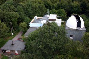 Luftaufnahme (Foto: Marcel Klein)