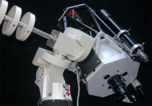 Hypergraph-Teleskop (Foto: Marcel Klein)
